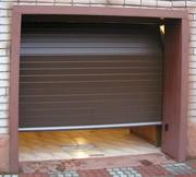 Секционные,  роллетные гаражные ворота. Автоматика для ворот. Шлагбаумы